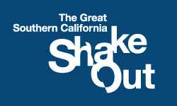 Southern Californian Shake Out